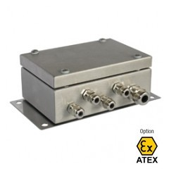 Klemmenkast / Junction box ALJCB-X