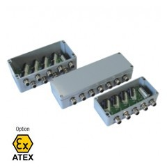 Klemmenkast / Junction box type ALCJB-A4, ALCJB-A6 of ALCJB-A8