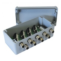Klemmenkast / Junction box DLJCB-A