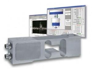 Digital load cell / platform-weegcel type AXD-D met ingebouwde weegprocessor