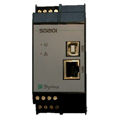 Weegversterker type SD2101