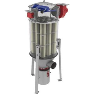 Vario Jet rondfilter