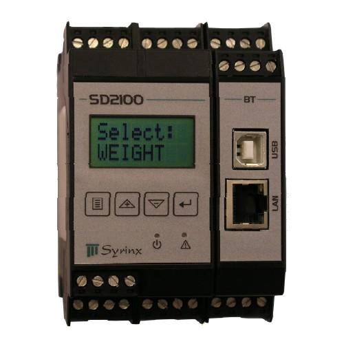 Digitale weegversterker type SD2100