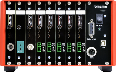 AMS42-USB met kaart I