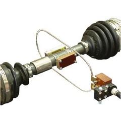 Telemetrie systemen voor roterende assen