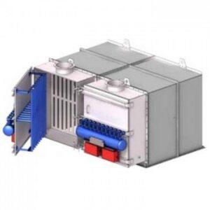AJN--4 met snelwisselsysteem voor filterelementen