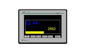 SD2210 Touchscreen