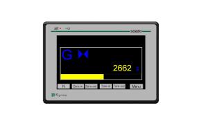 SD2210 Touchscreen