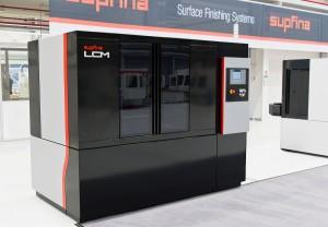 Superfinishen met SUPFINA machines