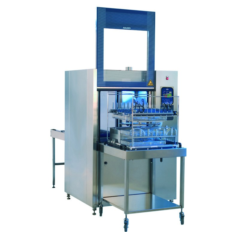 HAMO industriële GMP Afwasmachines