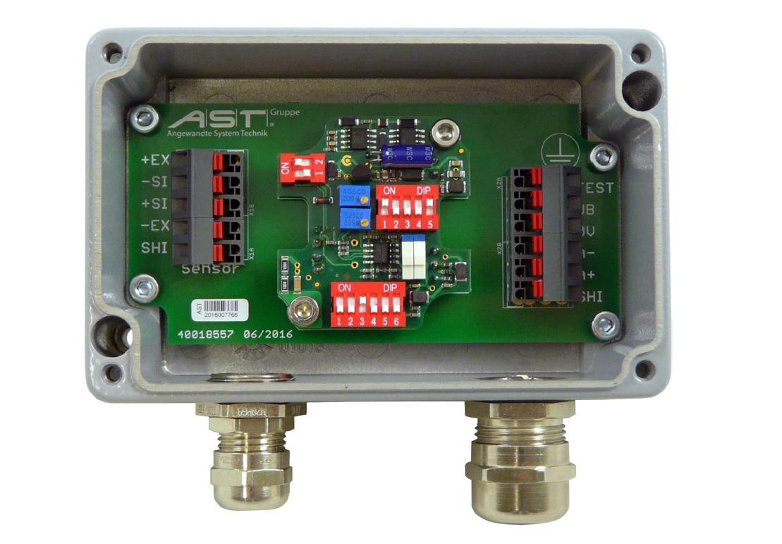 Strain Gauge Measuring Amplifier BA627