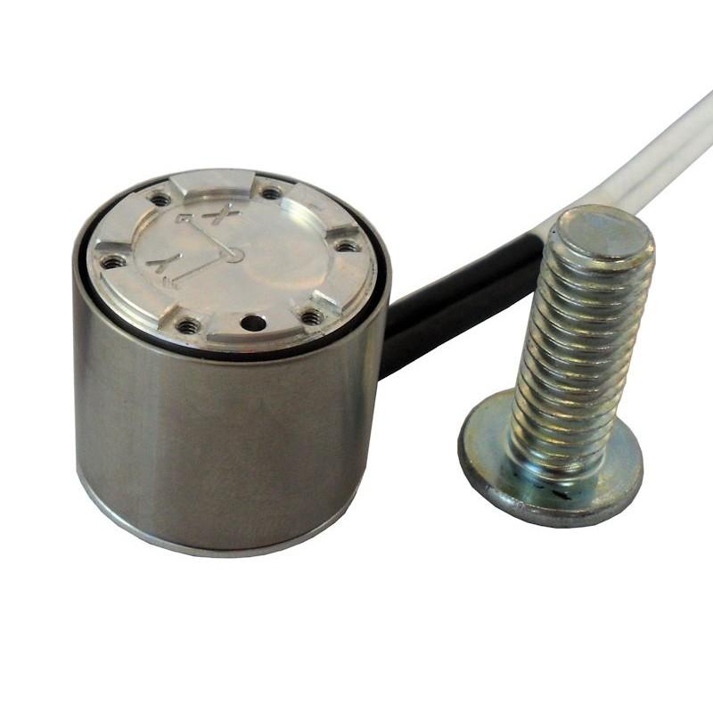 6-assige kracht/koppelsensor KD27 50N/1Nm