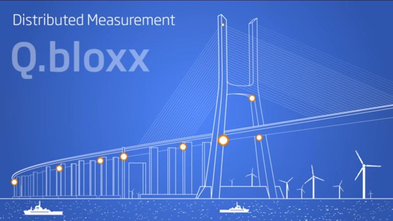 Q.bloxx Distributed Measurements