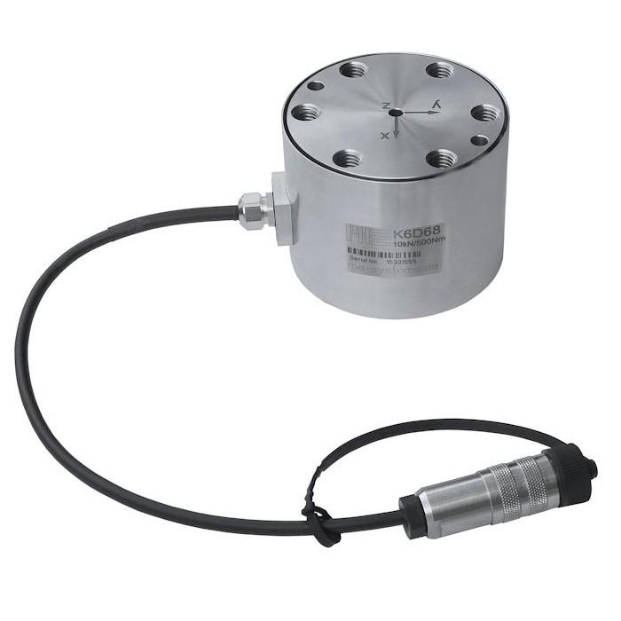6-assige kracht/koppelsensor K6D68