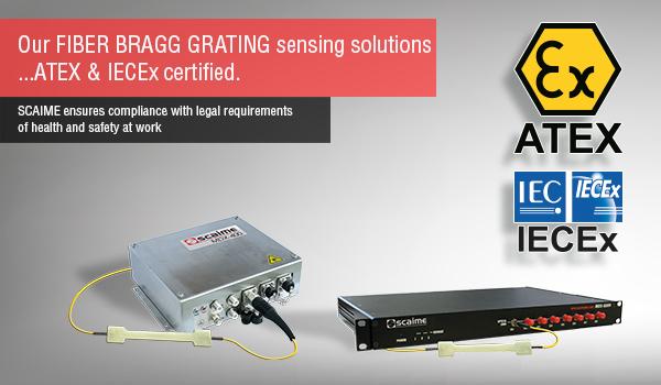 fiber optische ATEX en IECEx meetoplossingen