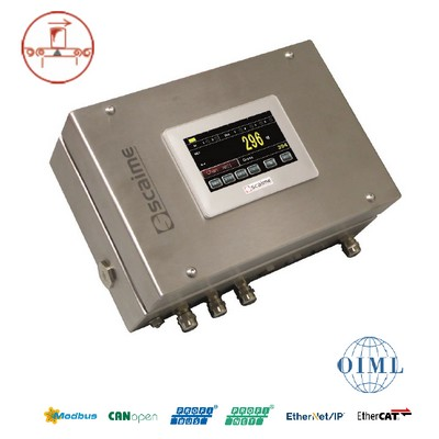 Processor voor controleweging eNod4-C BOX