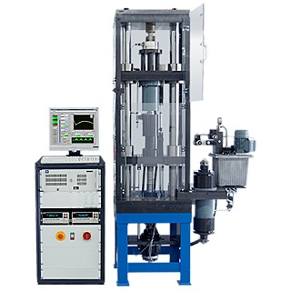 materiaalbeproevingsmachine 100kN trek-druk
