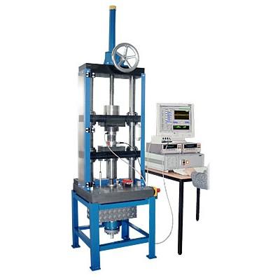 materiaal beproevingsmachine 50kN trek-druk