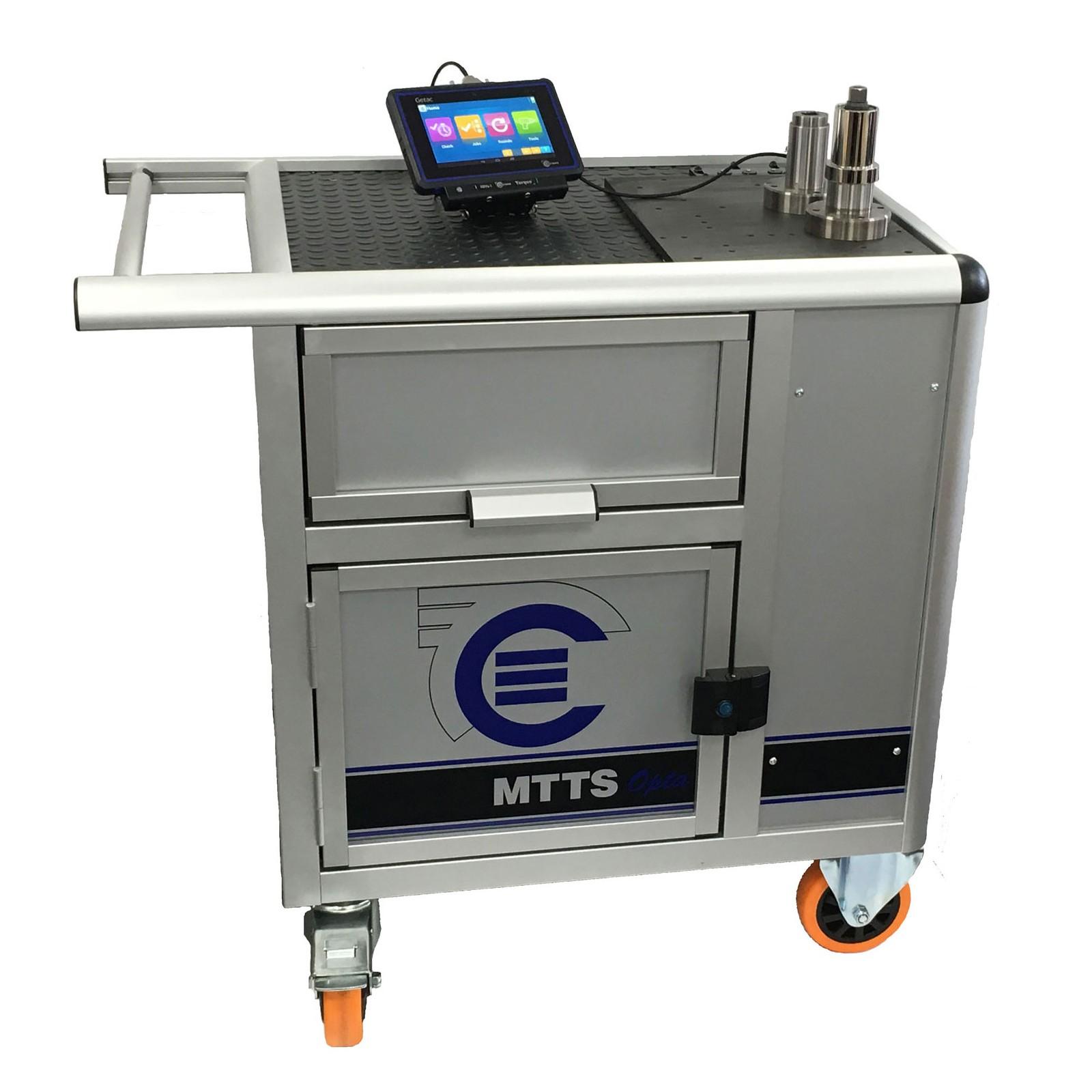 teststation montage gereedschap MTTS