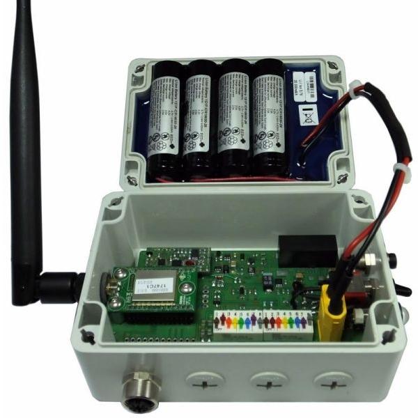 Bluetooth meetversterker GSV-3BT M12