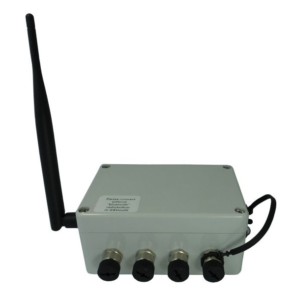 Bluetooth meetversterker GSV-4BT M12