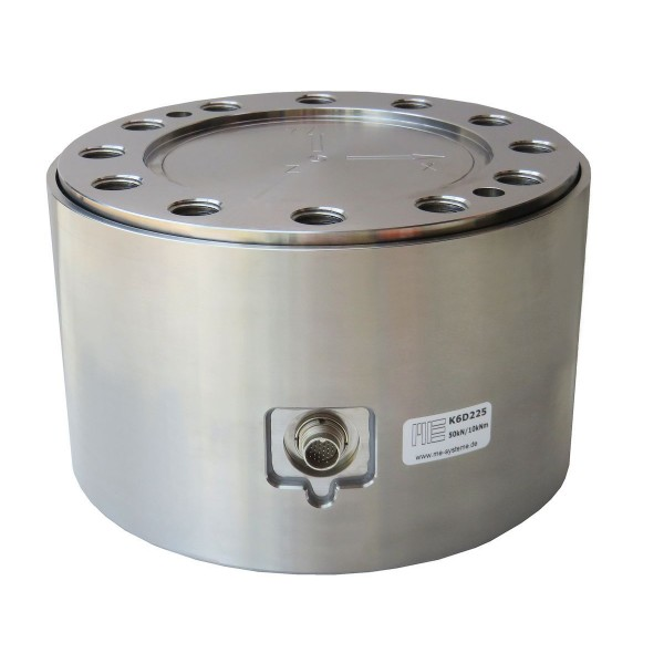 6-assige kracht/koppelsensor K6D225