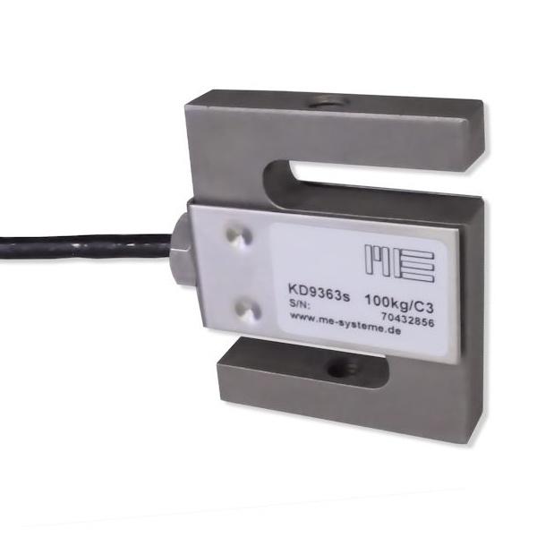 krachtsensor trek/druk KD9363s 100kg