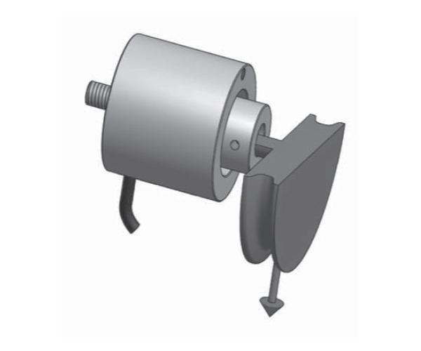 poelie sensor P35