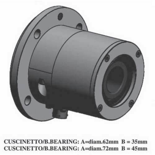 Baanspanning sensor R130
