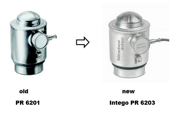 Replacement PR 6201 - PR 6203