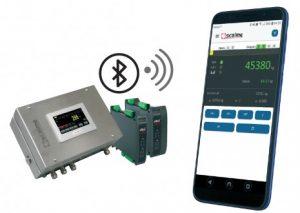 eNodApp voor Bluetooth communicatie met eNod4 controllers
