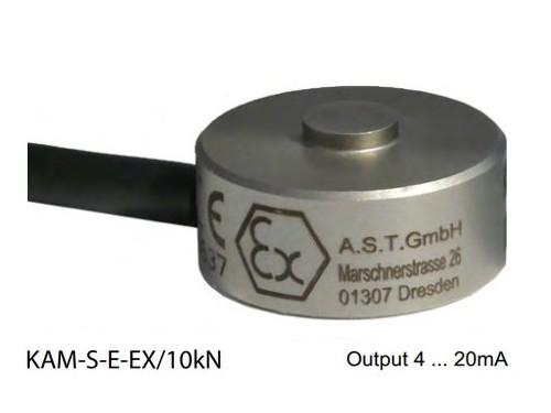 ATEX krachtopnemers met uitgang 4-20mA