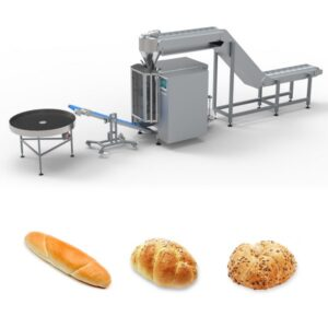 Pastry Packaging Line