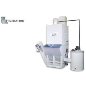 Idrodust Compact® hydrodynamic filter