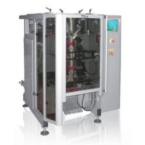 Verpakkingsmachine voor in water oplosbare folie