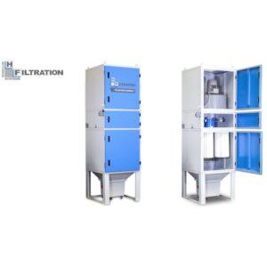 Pulsatron Compact® Cartridge Filter